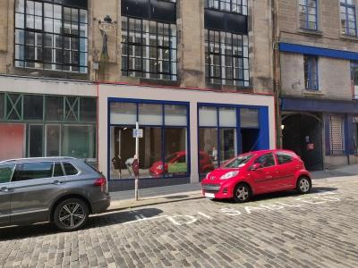 Retail Unit, 33 Castle Street<br/>Dundee<br/>DD1 3AD<br/>City Centre<br/> Image