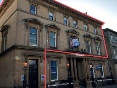 Office, 35-39 Murraygate<br/>Dundee<br/>DD1 2EE<br/>City Centre<br/> Image