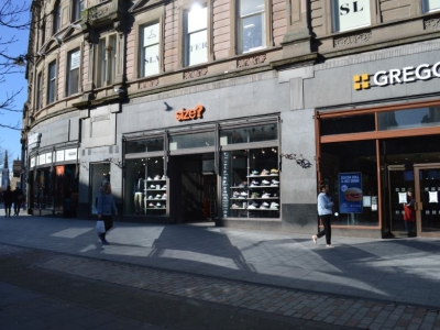 Retail Unit, Unit 3, 82 High Street<br/>Dundee<br/>DD1 1SD<br/>City Centre<br/> Image