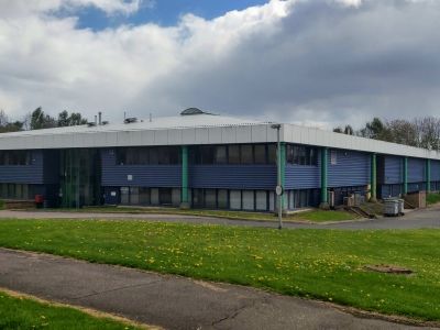 Industrial Unit, Claverhouse Industrial Park<br/>Charles Bowman Avenue<br/>Dundee<br/>DD4 9UB<br/> Image