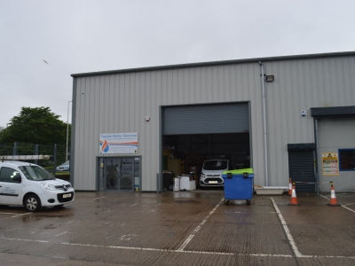 Industrial Unit, Unit 1 Edison Place, Dryburgh Industrial Estate<br/>Dundee<br/>DD2 3QU<br/>Dryburgh Industrial Estate<br/> Image