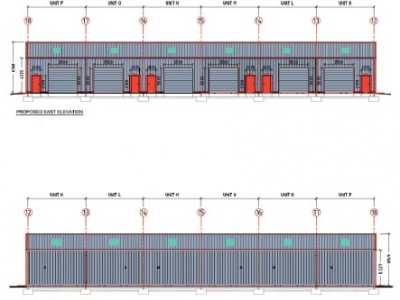 New Build Industrial Units, Kingsway East<br/>Dundee<br/>DD4<br/>Kingsway East<br/> Image