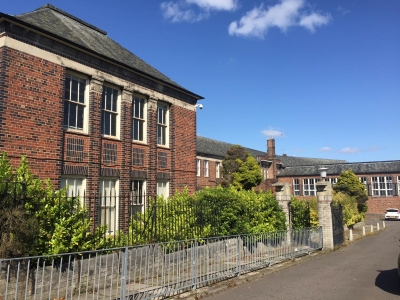 Development Opportunity, Former Rockwell High School<br/>Lawton Road<br/>Dundee<br/>DD2 6SY<br/> Image