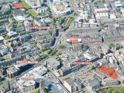 Development Site, South Ward Road<br/>Dundee<br/>DD1 1PL<br/>City Centre<br/> Image