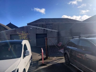 Industrial Unit, Unit 8 Miln Street, Dundee<br/>Dundee<br/>DD1 5DD<br/>Blackness Industrial Area<br/> Image