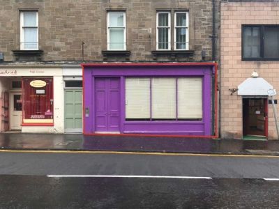 Retail Unit, 165 Albert Street<br/>Dundee<br/>DD4 6PX<br/>Stobswell area<br/> Image
