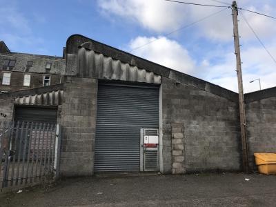 Industrial Unit, 4 Peddie Street<br/>Dundee<br/>DD1 5LB<br/>Peddie Street<br/> Image