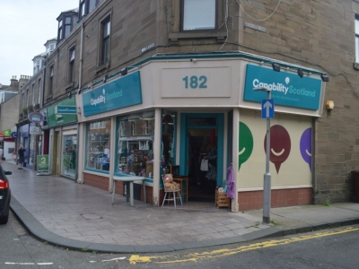 Retail Unit, 182 Brook Street<br/>Broughty Ferry<br/>Dundee<br/>DD5 2AH<br/>Broughty Ferry<br/> Image
