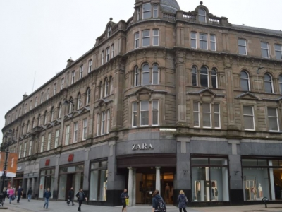 Retail, Unit 6, 82 High Street<br/>Dundee<br/>DD1 1SD<br/>City Centre<br/> Image