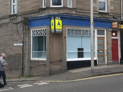 Retail Unit/Office, 260 Perth Road<br/>Dundee<br/>DD2 1AE<br/>Cultural Quarter/West End<br/> Image
