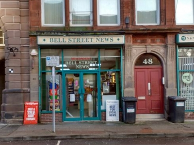 Retail Unit/Office, 46 Bell Street<br/>Dundee<br/>DD1 1HF<br/>City Centre<br/> Image