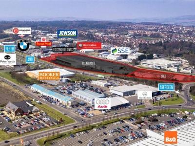Industrial/Ground, Baird Avenue<br/>Dryburgh Industrial Estate<br/>Dundee<br/>DD2 3TN<br/>Dryburgh Industrial Estate<br/> Image