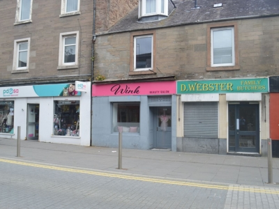 Retail Unit, 123 High Street<br/>Lochee<br/>Dundee<br/>DD2 3BX<br/>Lochee area<br/> Image