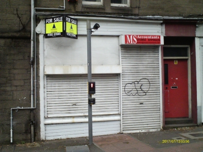 Retail Unit/Office, 142A Lochee Road<br/>Dundee<br/>DD2 2LB<br/>Cultural Quarter/West End<br/> Image
