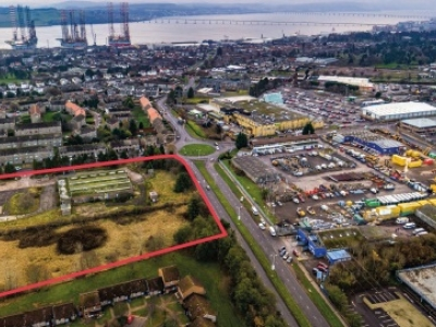 Development Site, Ballindean/Douglas Road<br/>Dundee<br/>DD4 8NJ<br/>Miscellaneous/General<br/> Image