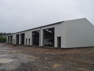 Industrial Units, New Build Starter Units<br/>Tom Johnston Road<br/>Dundee<br/>DD4 8XD<br/>West Pitkerro Industrial Estate<br/> Image