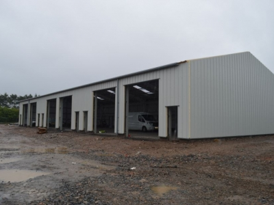Industrial Units, New Build Starter Units<br/>Tom Johnston Road<br/>Dundee<br/>DD4 8XD<br/>West Pitkerro Industrial Estate<br/> Image