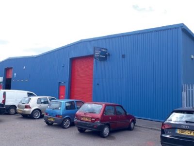 Industrial, Unit 4A, Baluniefield Trading Estate<br/>Balunie Drive<br/>Dundee<br/>DD4 8UT<br/>Baluniefield Industrial Estate<br/> Image
