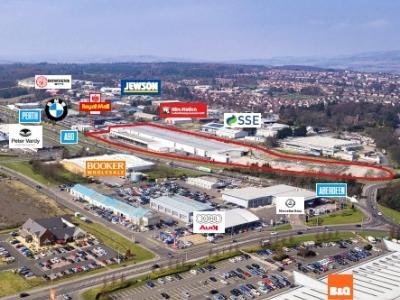 Development Opportunity, Baird Avenue<br/>Dundee<br/>DD2 3TN<br/>Dryburgh Industrial Estate<br/> Image
