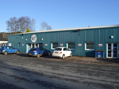 Industrial Unit, 99 Camperdown Road<br/>Dundee<br/>DD3 8RF<br/>Dryburgh Industrial Estate<br/> Image