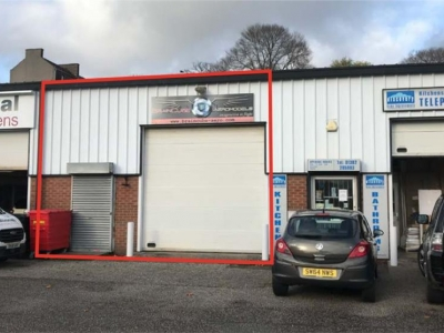Industrial Unit, Unit 3 Ballingall Industrial Estate<br/>Dundee<br/>DD1 5QW<br/> Image