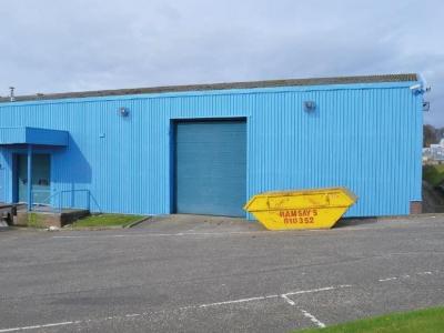 Industrial Unit, 32 Faraday Street<br/>Dundee<br/>DD2 3QQ<br/>Dryburgh Industrial Estate<br/> Image