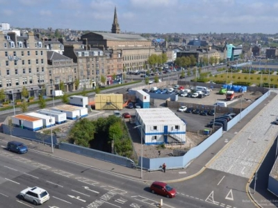 Site 5<br/>Central Waterfront (The Front)<br/>Dundee<br/>DD1 1NZ<br/> Image