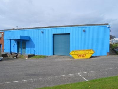 Industrial Unit, 34 Faraday Street<br/>Dundee<br/>DD2 3QQ<br/>Dryburgh Industrial Estate<br/> Image