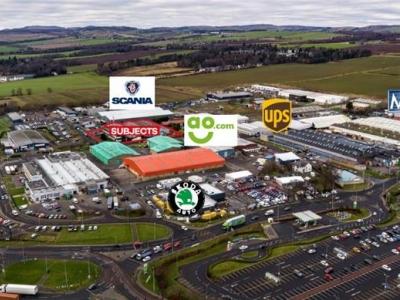 Industrial Unit, Block 6 Arrol Road<br/>Dundee<br/>DD2 4TH<br/>Wester Gourdie Industrial Estate<br/> Image