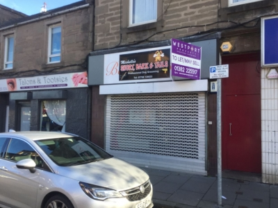 Retail Unit, 77 High Street<br/>Lochee<br/>Dundee<br/>DD2 3AT<br/>Lochee area<br/> Image