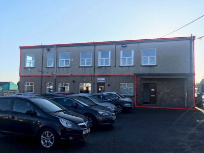 Office, Block E (First Floor) Mid Craigie Trading Estate<br/>Mid Craigie Road<br/>Dundee<br/>DD4 7RH<br/>Kingsway East<br/> Image