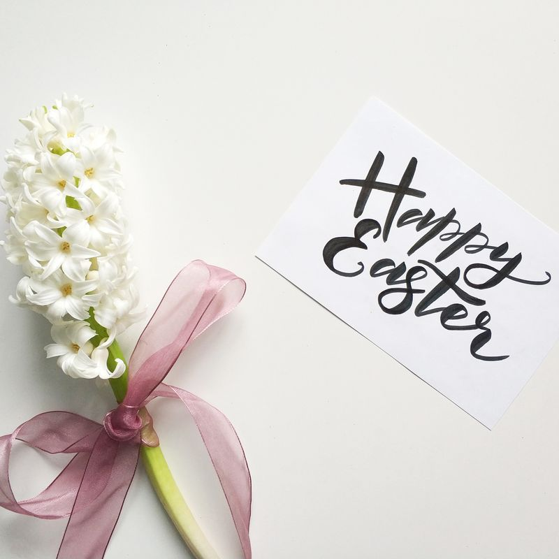 Make an Easter Card Image