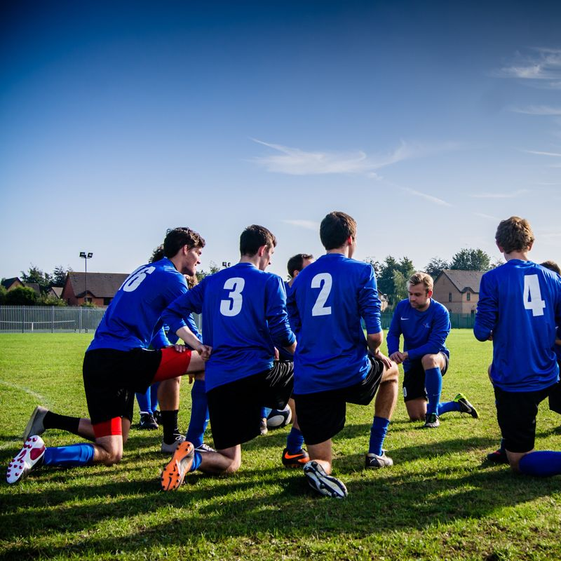 Football (9-12 years) Image