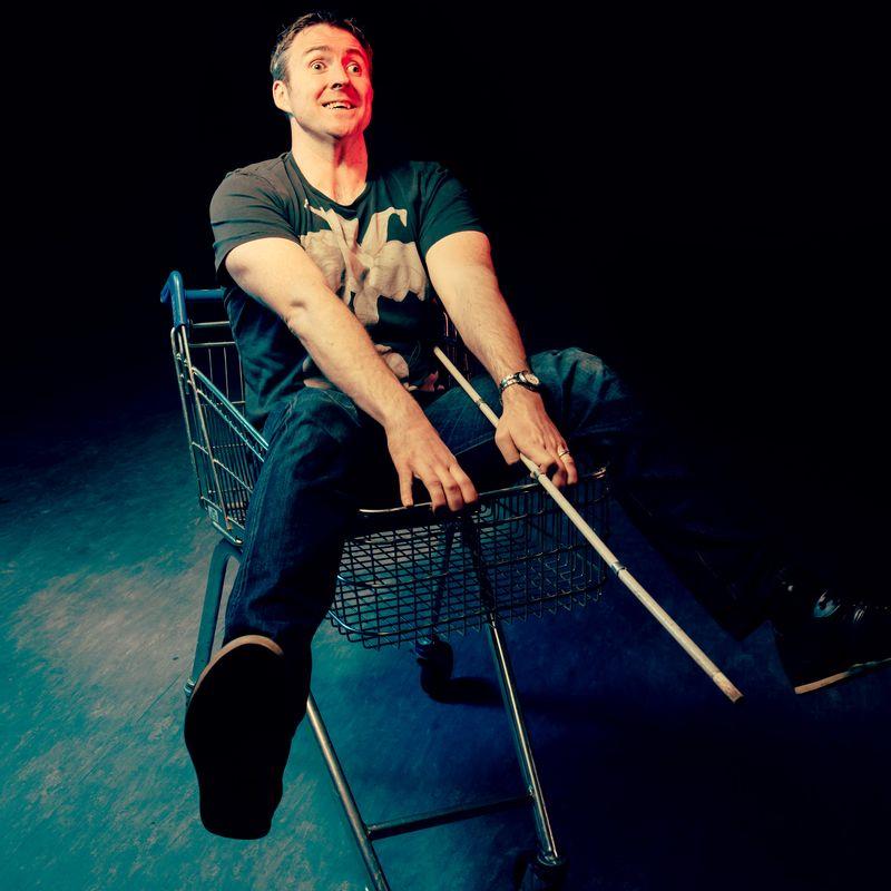 Jamie MacDonald - Designated Driver Image