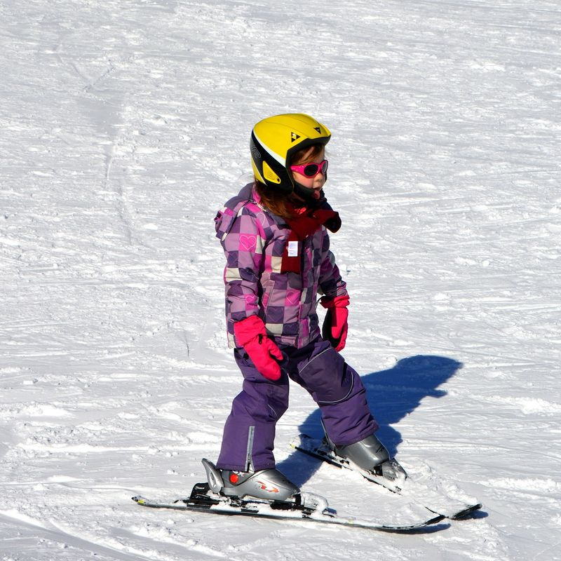 Glenshee Alpine Ski Beginner Day Image