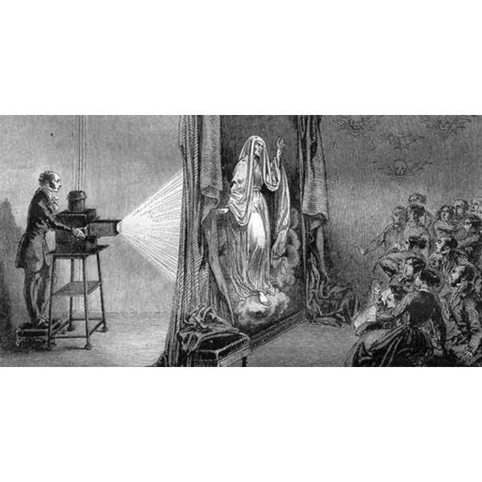 The Frankenstein Phantasmagoria Image