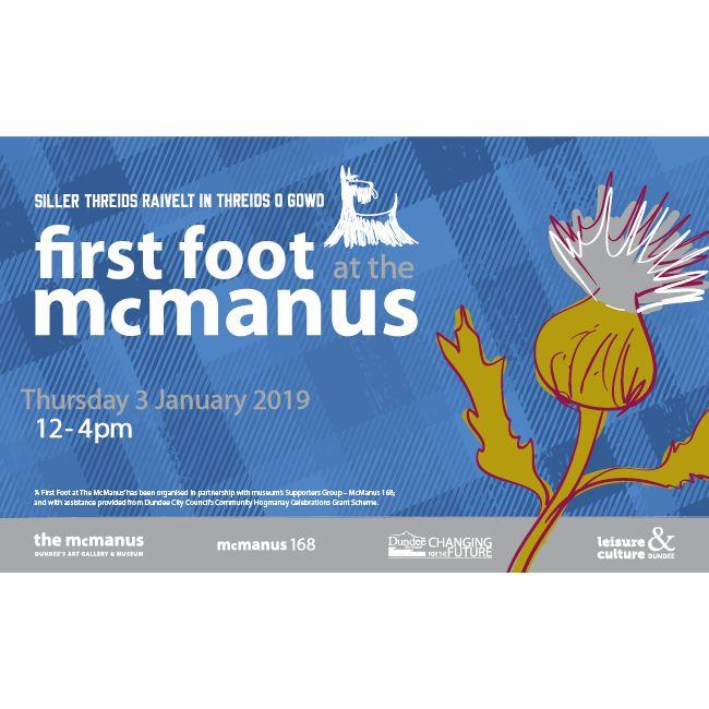 First Foot At The McManus Image