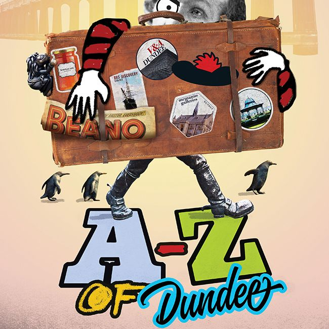A-Z of Dundee Image