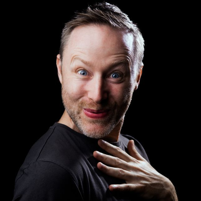 Limmy: Surprisingly Down to Earth, and Very Funny Image
