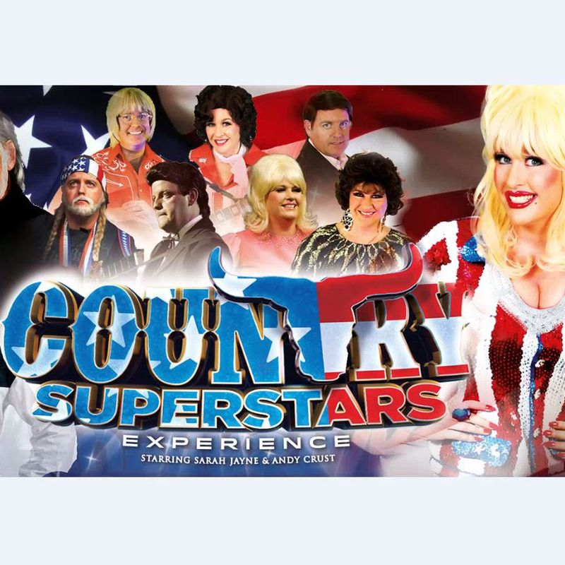 Country Superstars Experience Tour Image