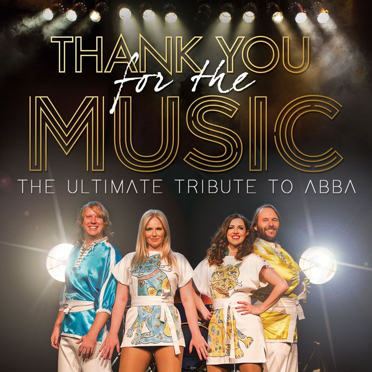 Thank you for the Music - The Ultimate Tribute to ABBA Image