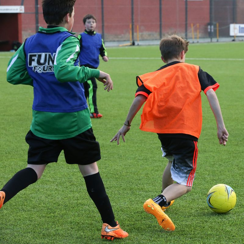 Football (5-8 years) Image