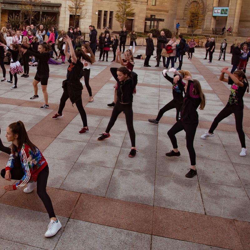 Street Dance Class Image