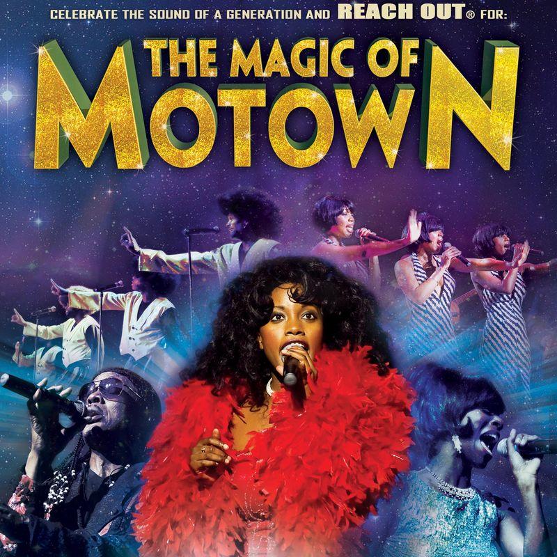 The Magic of Motown Image