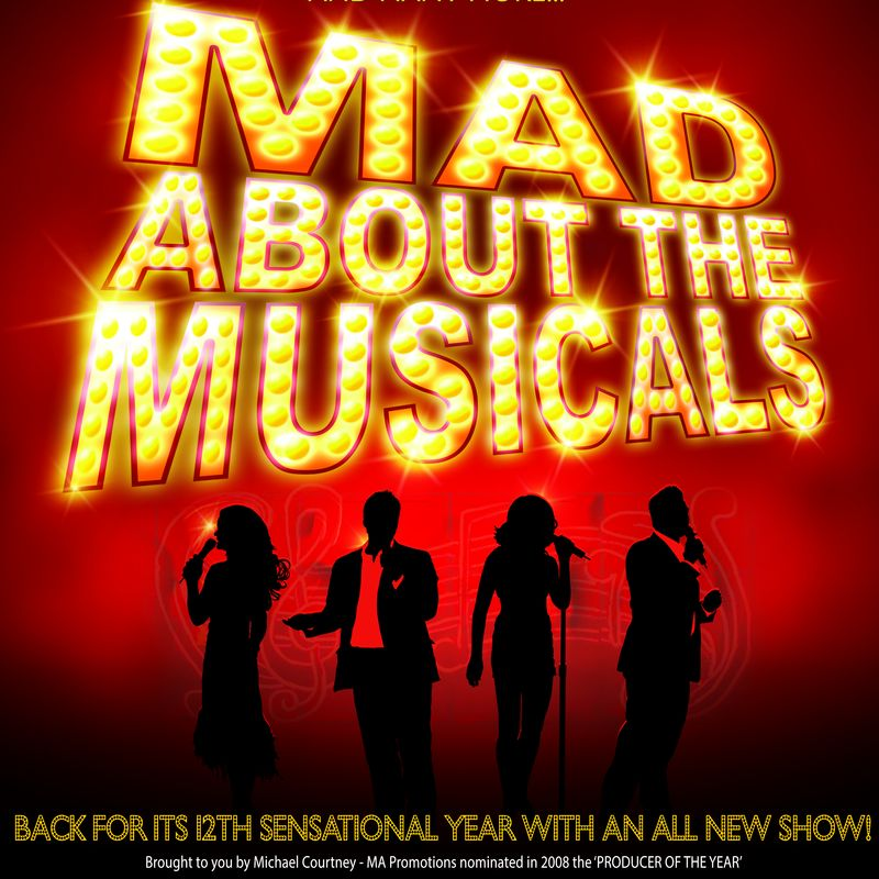 Mad about the Musicals Image