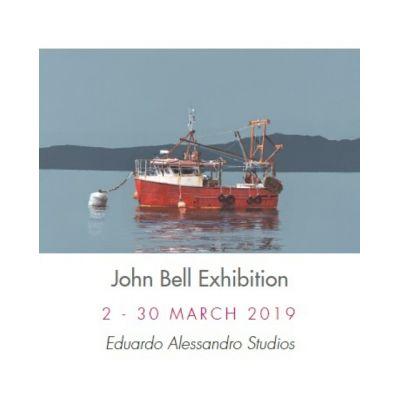 John Bell art exhibition Image