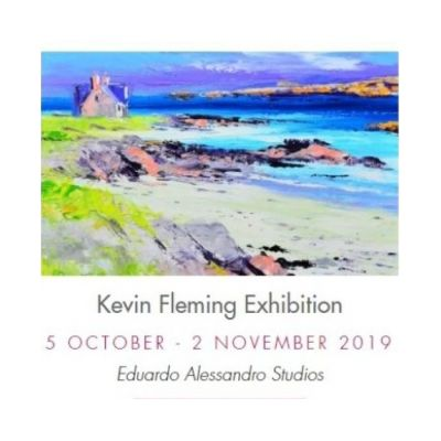 Kevin Fleming Art Exhibition Image