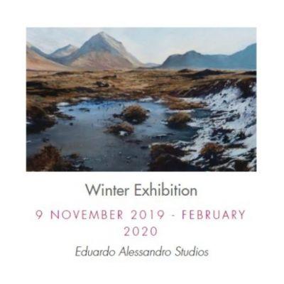 Winter Art Exhibition Image