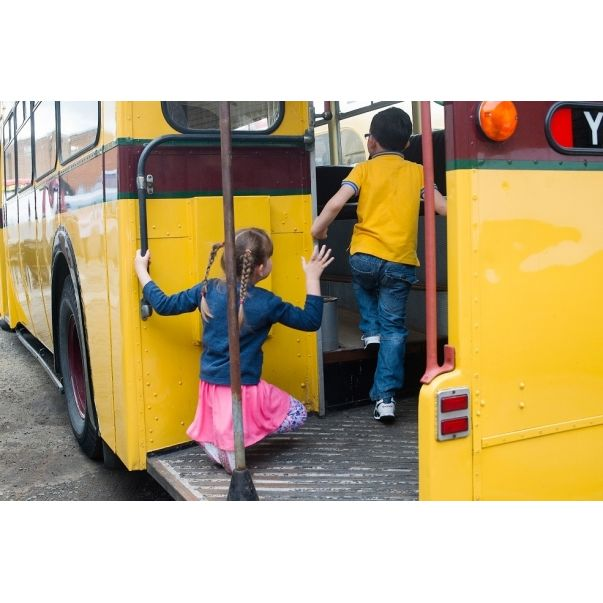 Bus and Coach Day Image