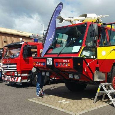 Emergency Vehicle Day Image